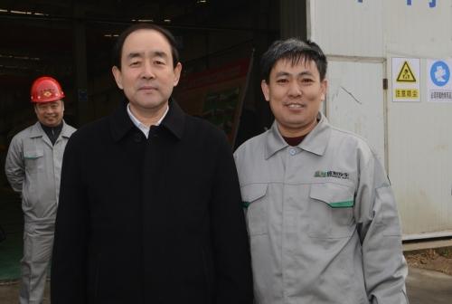 市委书记马平昌