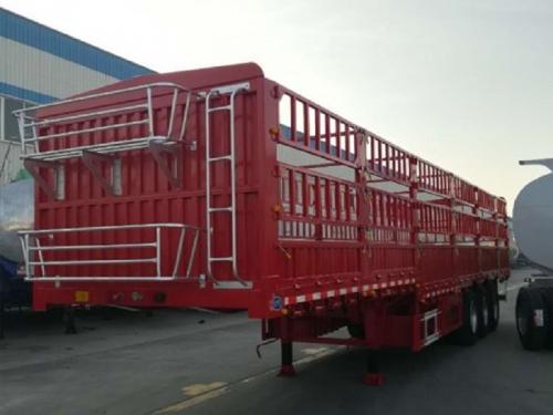 仓栅式运输半挂车和集装箱半挂车的介绍