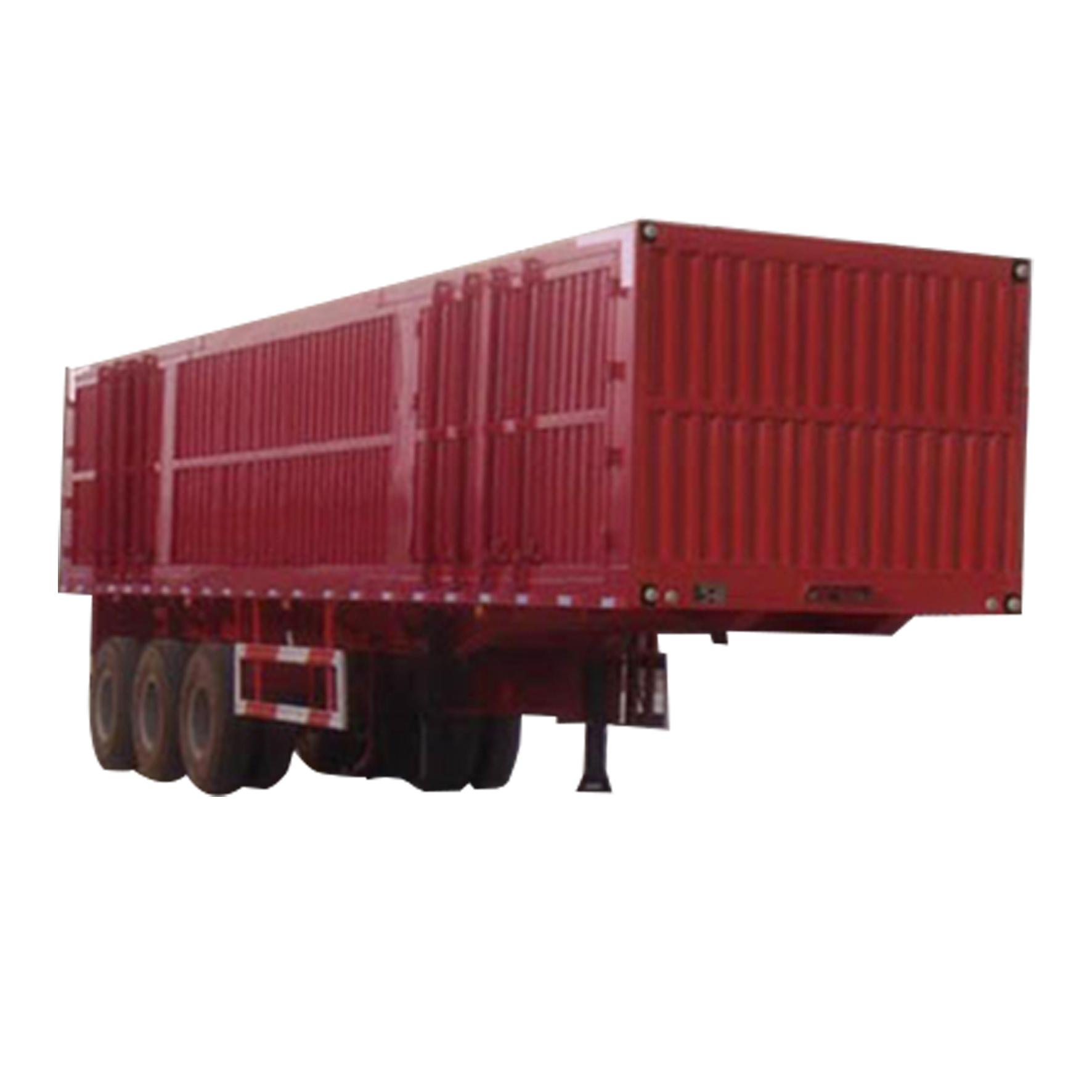 厢式运输半挂车