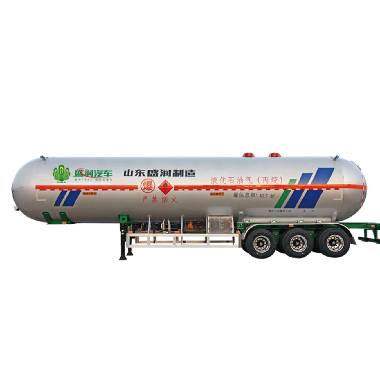 液化石油气运输半挂车