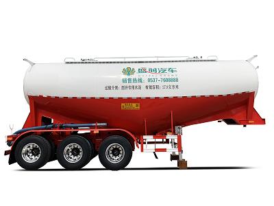 北京碳钢粉罐车(异形封头)