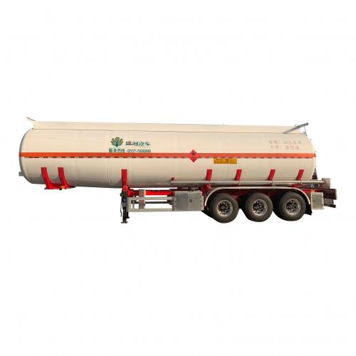 武汉易燃液体罐式运输半挂车