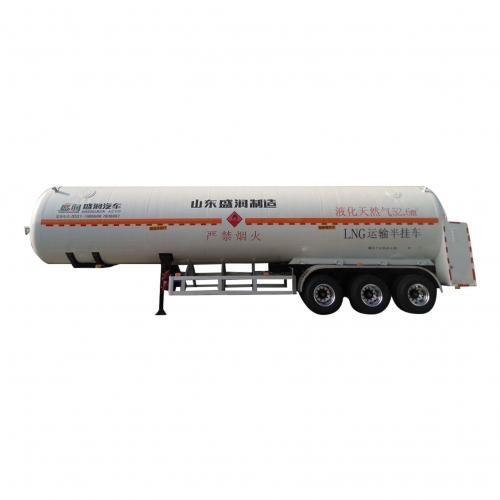 液化天然气运输车
