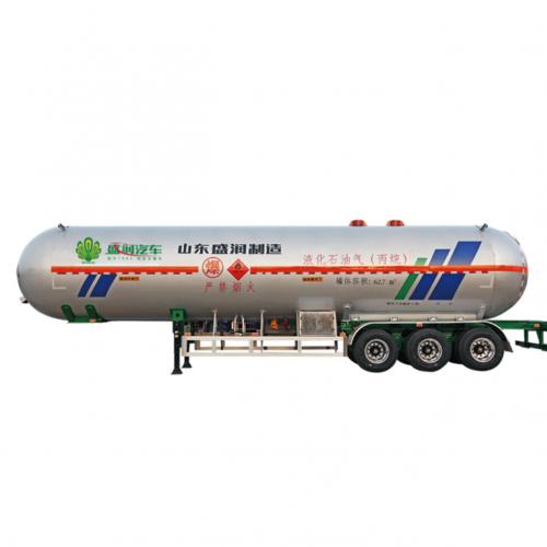 吴江液化石油气运输半挂车